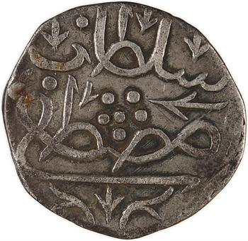 Algérie, Mustafa III, huitième de budju, AH 1181 (1767)