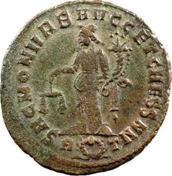 Sévère II, follis, Rome, 306