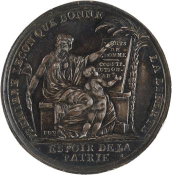 Directoire, prix de l'école de Sorèze, 1796 Paris