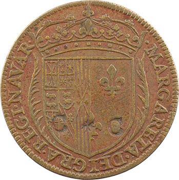 Béarn, Marguerite de Valois, 1577 Paris