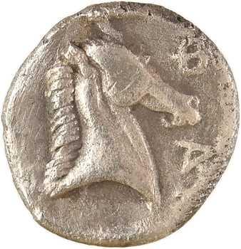 Thessalie, Pharsale, hémidrachme, c.440-425 av. J.-C.