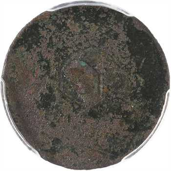 Égypte (campagne d'), bouton-monnaie républicain, s.d. (1792), PCGS Genuine