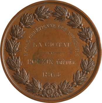 Second Empire, Services Maritimes des Messageries Impériales, La Ciotat, 1864 Paris