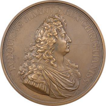 Louis XIV, hommage de la Ligue Maritime et Coloniale, s.d. Paris