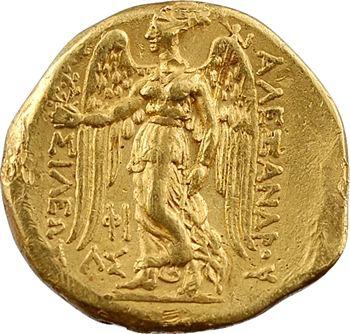 Macédoine, Alexandre le Grand, statère, Side, c.325-320 av. J.-C.
