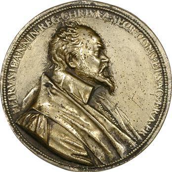 Jeannin (Pierre), médaille de Guillaume Dupré, 1620, fonte ancienne