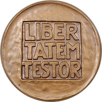 Italie, centenaire de la compagnie de navigation Lloyd à Trieste (Lloyd Triestino di navigazione), par Mascherini, 1836-1936