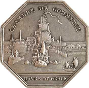 Delannoy (M.) : la Chambre de Commerce du Havre de Grâce, 1958 Paris