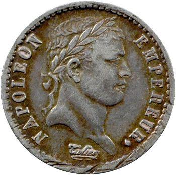Premier Empire, demi-franc Empire, 1813 Marseille
