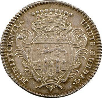 Aquitaine, service municipal de Bordeaux, Louis XVI, s.d