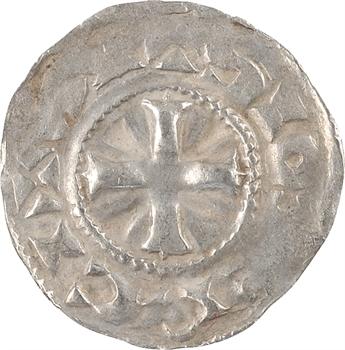Auxerre (comté de), denier anonyme, fin du Xe s.