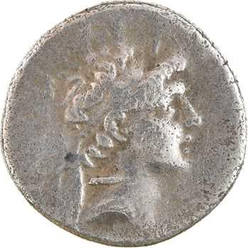 Cappadoce, Ariarathès V, drachme, c.163-130 av. J.-C
