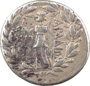 Phénicie, Arade, tétradrachme, An 188 = 72-71 av. J.-C