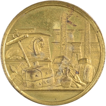 Égypte, la Maison Rizzo au Caire, s.d. Paris