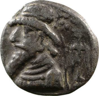 Royaume Parthe, Orodes Ier, tétradrachme, Elymais, IIe s.
