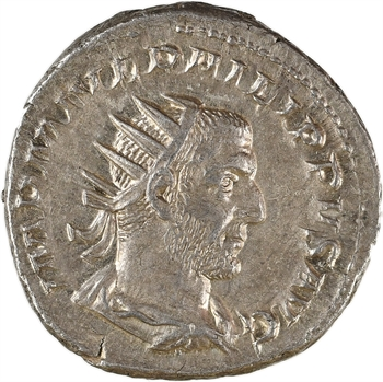 Philippe Ier l'Arabe, antoninien, Rome, 246