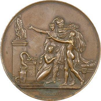 Louis XVIII, Panckoucke et le premier dictionnaire médical encyclopédique, 1824 Paris