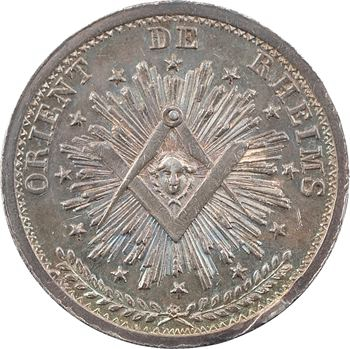 Orient de Reims, la Triple Union, 5812 (1812) Paris