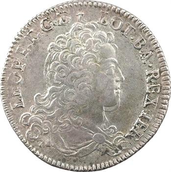 Lorraine (duché de), Léopold, teston, 1710 Nancy