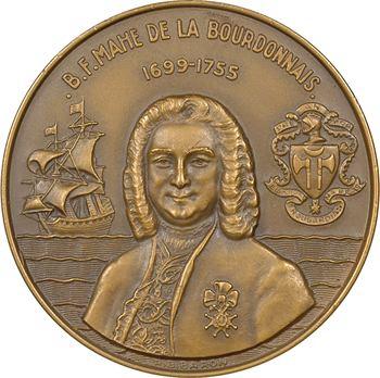 IVe République, Compagnie des Messageries Maritimes, le paquebot La Bourdonnais, par Baron, 1953 Paris