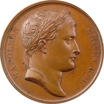Premier Empire, les orphelines de la Légion d'Honneur, 1810 Paris