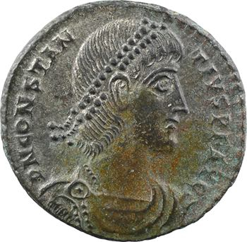 Constance II, follis, Cyzique, 1re  officine, 351-354