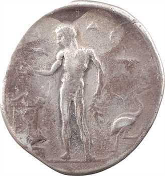 Sicile, Sélinonte, didrachme, c.467-445 av. J.-C