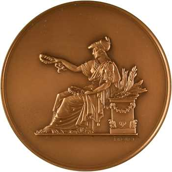 Ve République, prix de l'Association Sténographique Unitaire, par Brenet, 1976 Paris