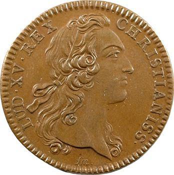Louis XV, Extraordinaire des guerres, 1749 Paris