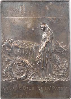 Roty (L.-O.) : funérailles de Sadi Carnot, 1898 Paris