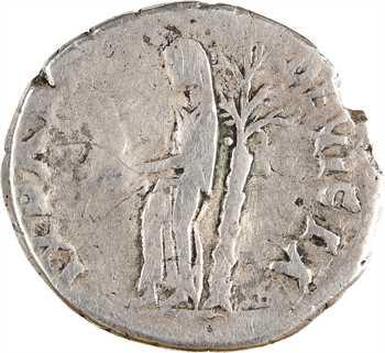 Vespasien, denier, Lyon, 70