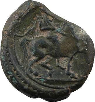 Atrébates, bronze ANDOBRV, c.50-30 av. J.-C.
