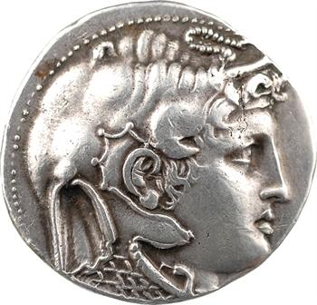 Égypte, Ptolémée Ier Soter, tétradrachme, Alexandrie, c.310-305 av. J.-C.