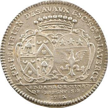 Chartres, J.-F. Félibien des Avaux et C.-E. Minet de Bergny, 1712