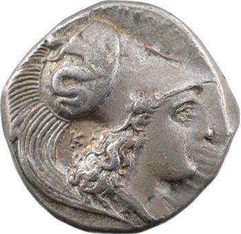 Lucanie, statère ou nomos, Héraclée, c.330-300 av. J.-C.