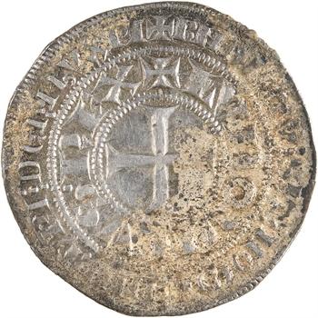 Louis IX (Saint Louis), gros tournois