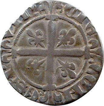Provence (comté de), Robert d'Anjou, sol provençal 2e type, 1337-1343 Avignon