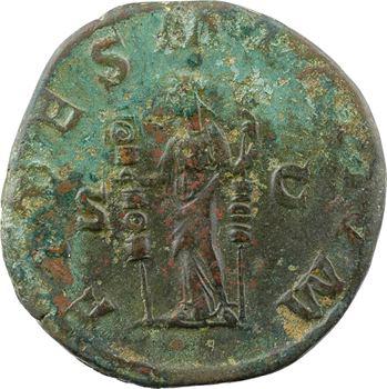 Maximin Ier le Thrace, sesterce, Rome, 235-236