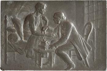 Desvergnes (Ch.) : hommage au Docteur Guillaume Duchenne de Boulogne (médecine), 1897