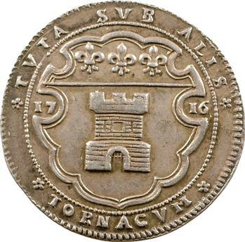 Pays-Bas méridionaux, Flandre, les États de Tournai, Charles VI, 1716