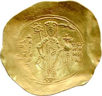 Alexis Ier, hyperpyron, Constantinople, 1092-1118