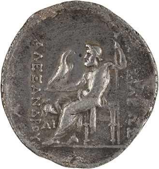 Macédoine, au nom d'Alexandre le Grand, tétradrachme, Mésembria, c.175-125 av. J.-C
