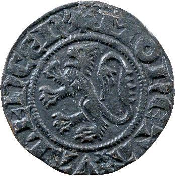 Hainaut (comté de), Guillaume II, double mite, Faux d'époque, Valenciennes