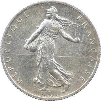 IIIe République, 2 francs Semeuse, 1899 Paris
