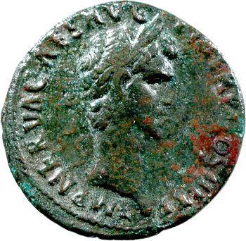 Nerva, as, Rome, 97