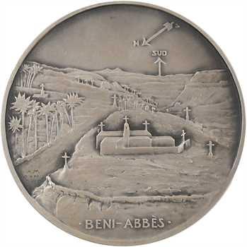 Algérie, Beni-Abbès, Charles de Foucauld à Béni-Abbès, 1916 Paris