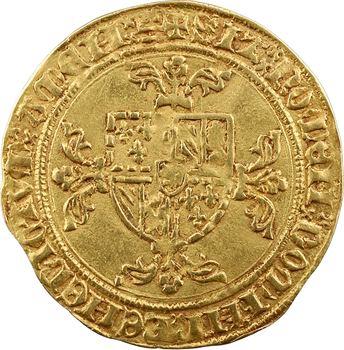 Flandre (comté de), Philippe le Bon, lion d'or, s.d. (1454-1460) Bruges