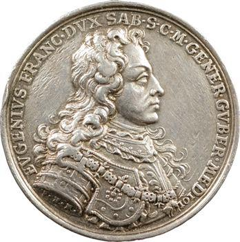 Autriche, prise de Milan par le Prince Eugène, septembre 1706