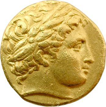 Macédoine, Philippe II, statère, atelier incertain (Milet ?), c.323 av. J.-C.