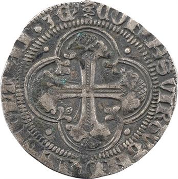 Italie, Vérone, Jean Galéas Visconti, gros ou pegione (1 sou et demi), s.d. (1398-1402) Vérone